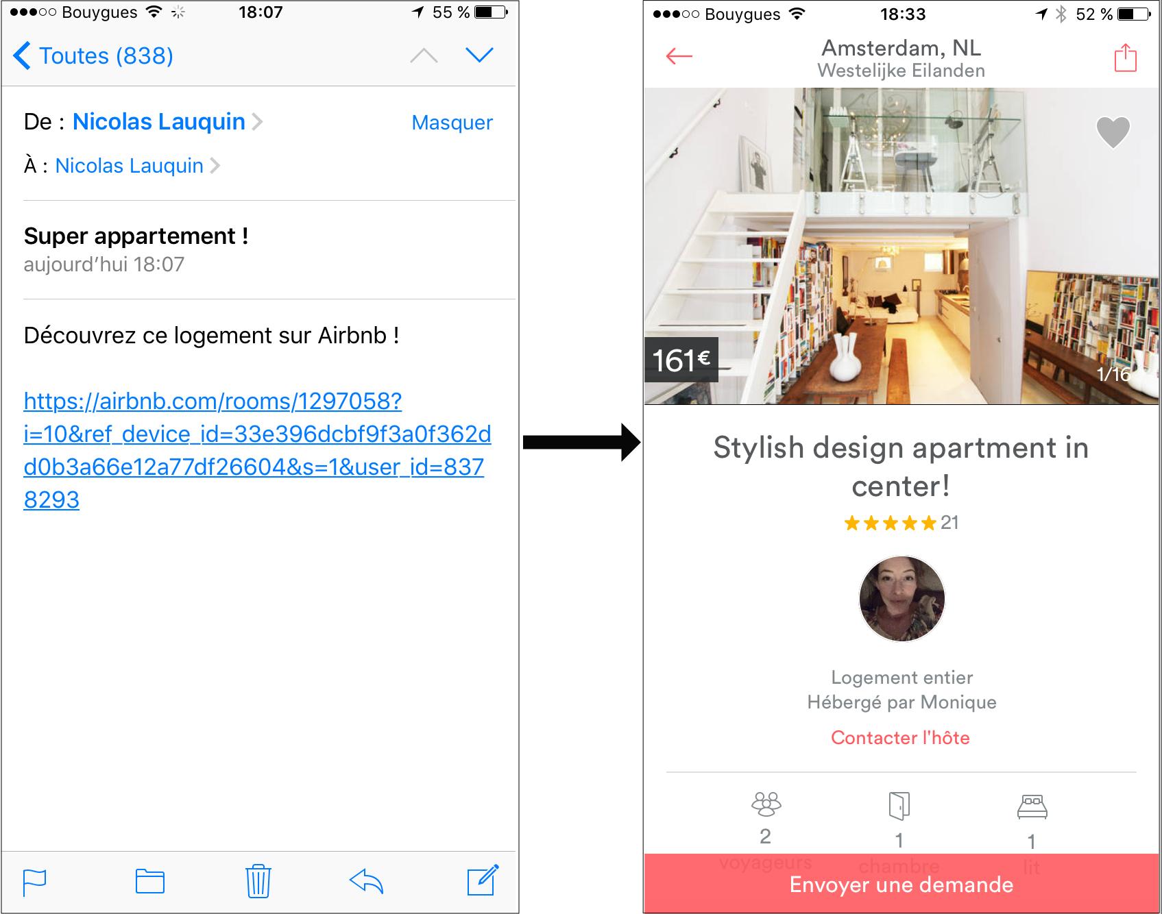 la r volution du deep linking l 39 atelier du mobile. Black Bedroom Furniture Sets. Home Design Ideas